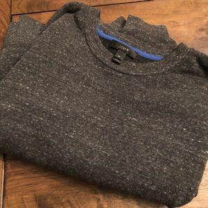 J.Crew Dark Gray Sweatshirt